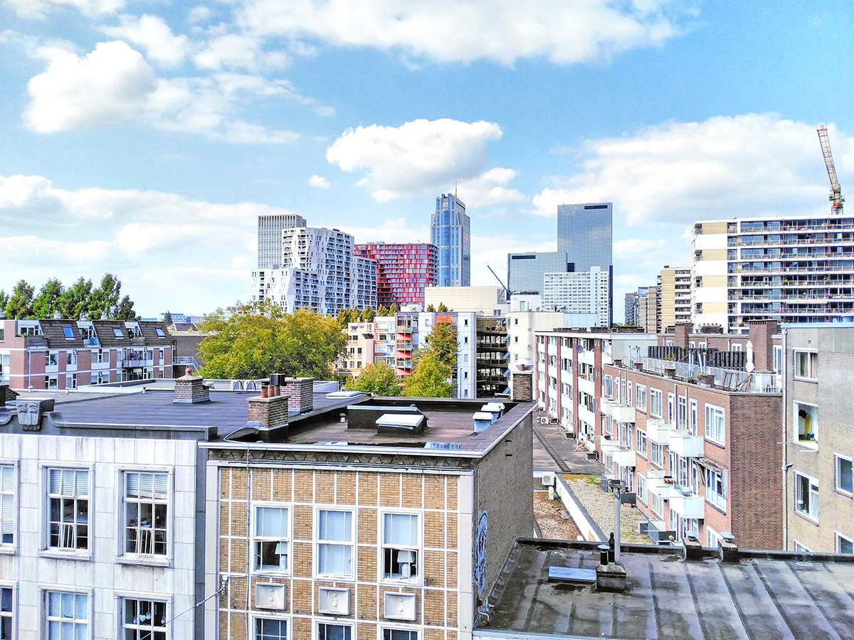 Mijn Rotterdam-foto's online